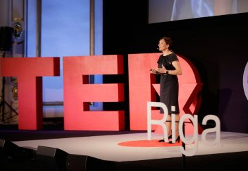Austeja Landsbergiene | TEDxRiga