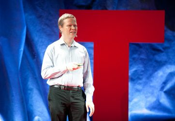 Andris Ambainis at TEDxRiga 2013